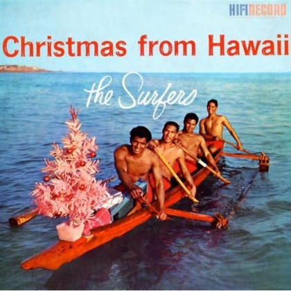 Christmas from Hawaii cover
