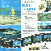 Carefree Days In Blue Hawaii